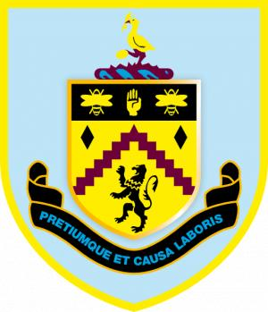Lancashire Telegraph: Football Team Logo for Burnley