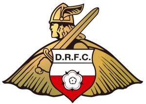 Lancashire Telegraph: Football Team Logo for Doncaster Rovers