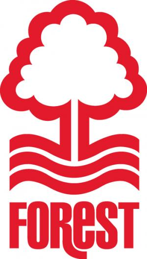 Lancashire Telegraph: Football Team Logo for Nottingham Forest