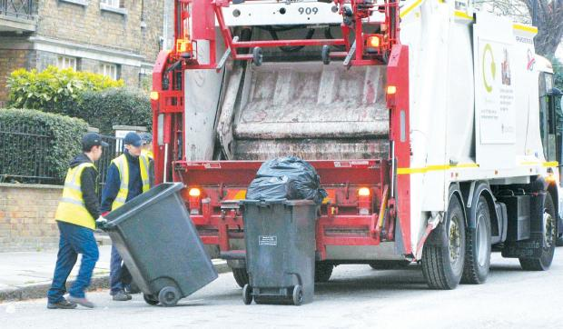 Anger as bins fester in front of homes