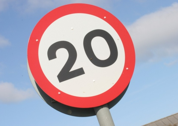 20mph limits to be rolled out faster in Burnley, Hyndburn, Rossendale and Chorley