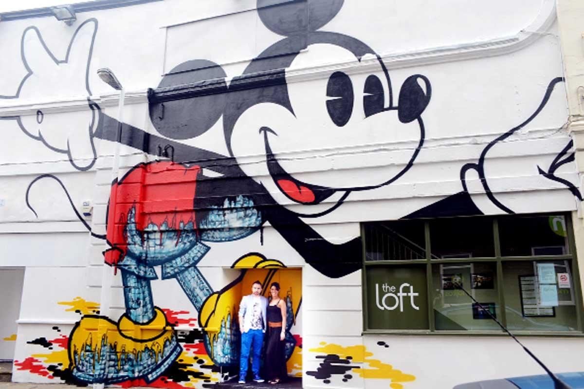 Burnley nightclub launches new venue with 50ft mickey mouse