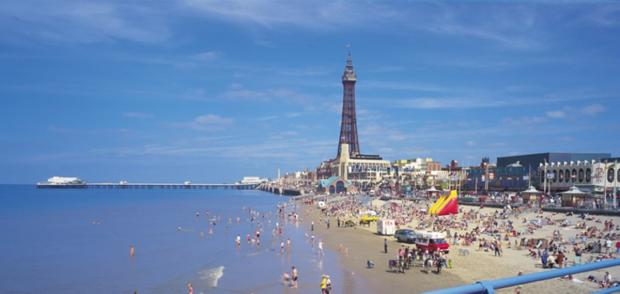 Closure threat to Blackpool's dirty beaches