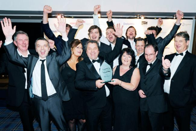 Reidy's Home of Music celebrate winning their award last year