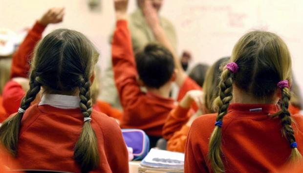 Burnley primary school is taking 'effective action'