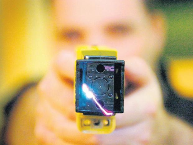 Police tasered suicidal East Lancs drunk