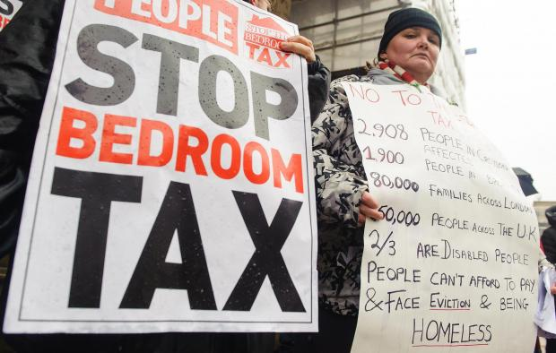 East Lancs feels brunt of new bedroom tax
