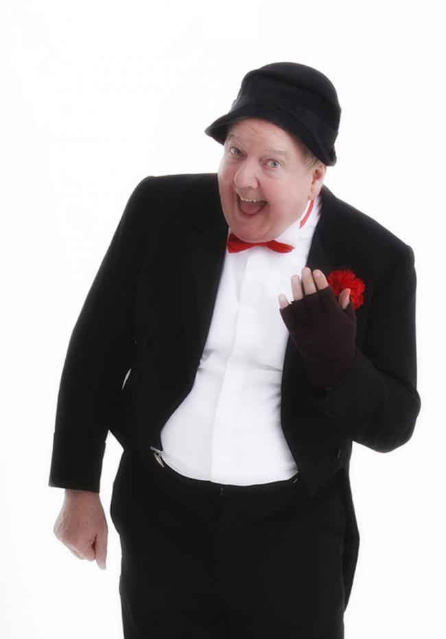 Afternoon of Jimmy Cricket at Thwaites Empire Theatre