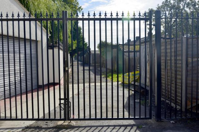 Alleygates proposal to stop problem behaviour in Reedley