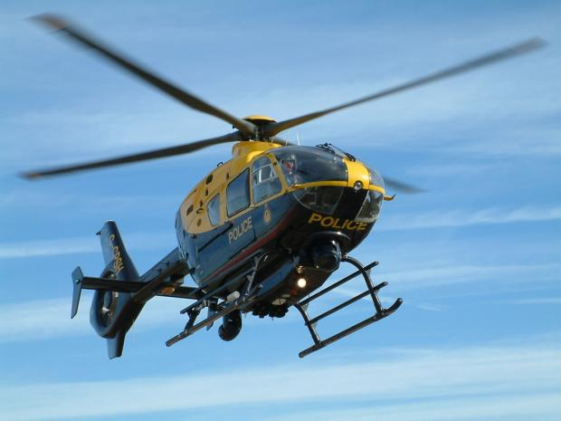 Police helicopter scrambled after Burnley drink-driver claimed someone else was driving