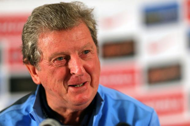 Lancashire Telegraph: RELAXED AND CONFIDENT: England head coach Roy Hodgson is sure qualification will be achieved