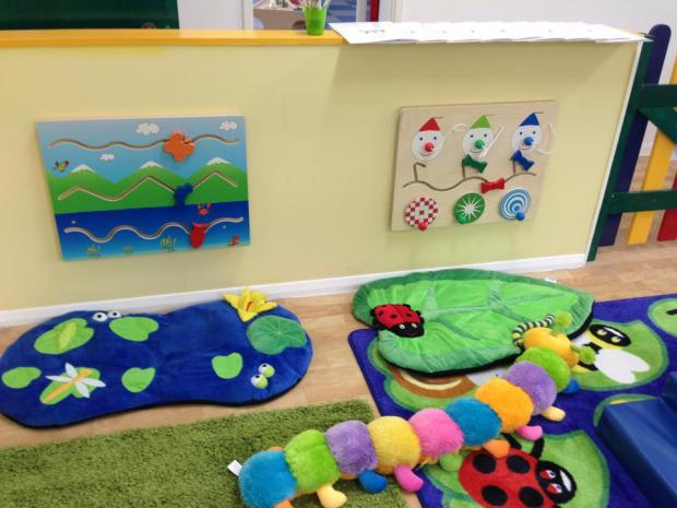 Nursery puts forward expansion plans as funding child increases