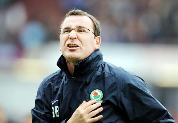 Lancashire Telegraph: gary bowyer badge 16 9.jpg