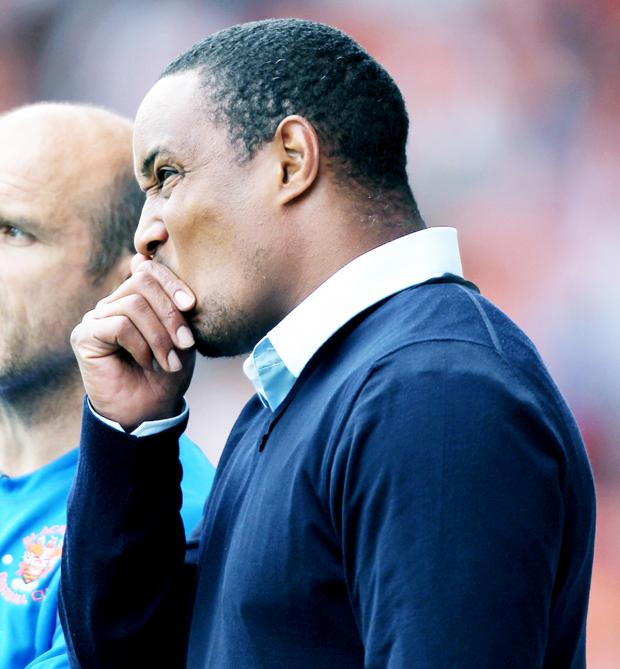 Lancashire Telegraph: Paul Ince has been sacked by Blackpool