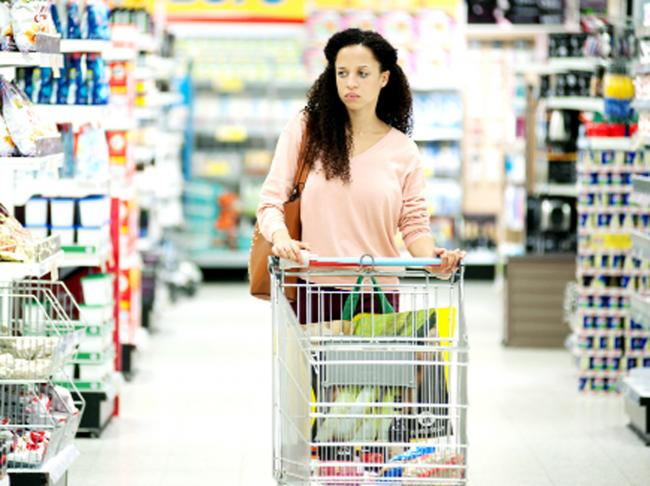 Natalie Gumede starring in her episode of Moving On