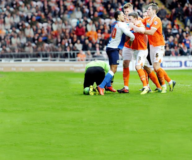 Blackburn Rovers Blog: Point at Blackpool not too bad a performance