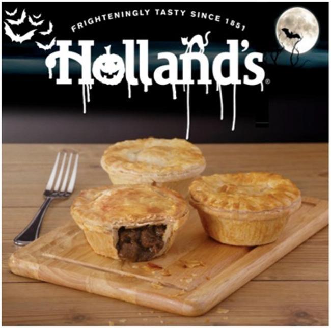 Recipe Hollands Ghoul Ash Pie Lancashire Telegraph
