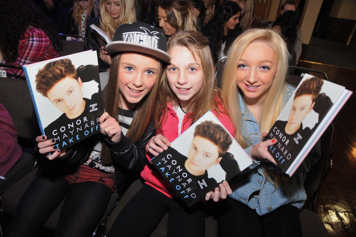 Fans split over Conor Maynard interview