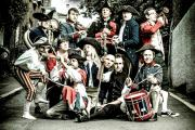 Review: Bellowhead, King George's Hall, Blackburn