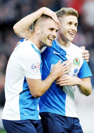 Blackburn Rovers' Tommy Spurr could be fit for Brighton after knock