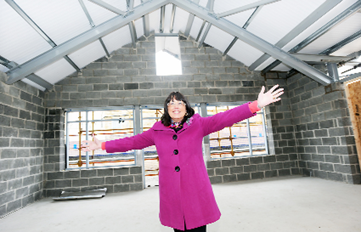 Foundations Laid At Two Nelson Schools Lancashire Telegraph