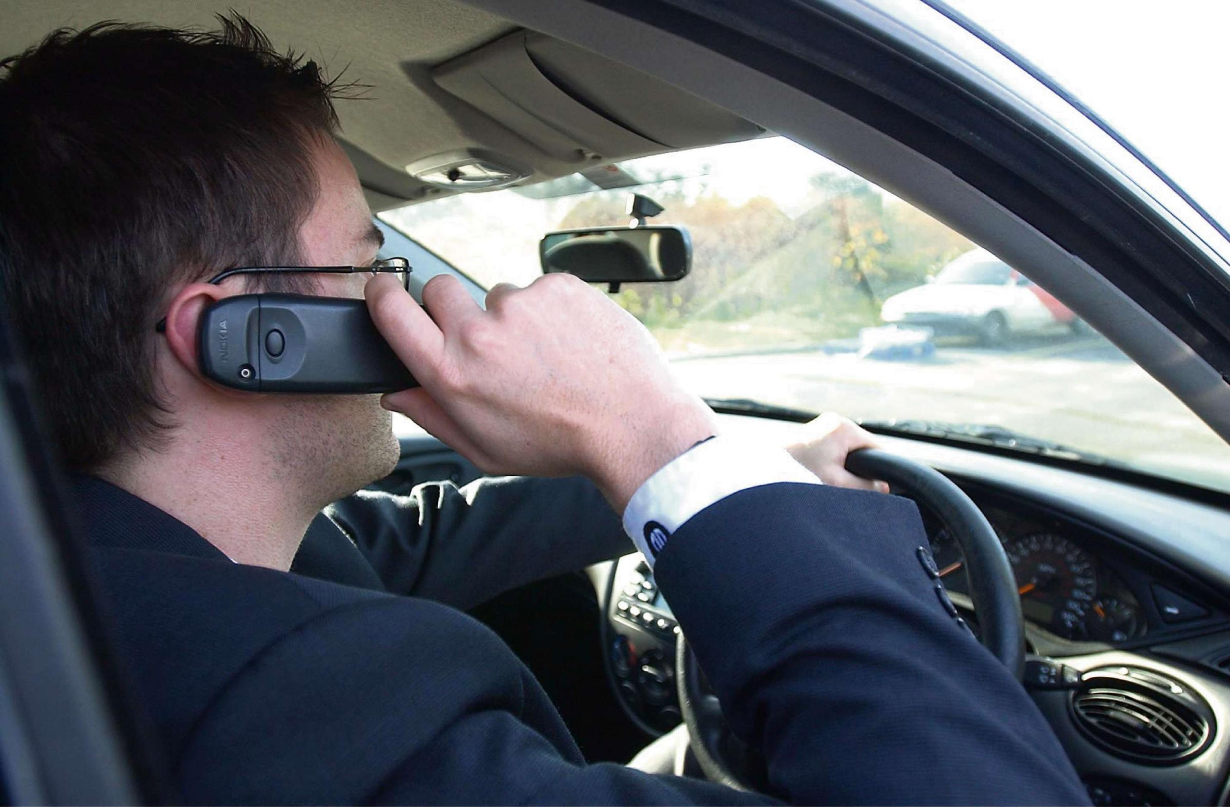 Number of East Lancashire motorists fined for using mobiles halves