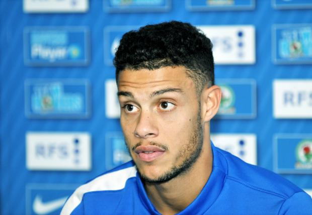 Lancashire Telegraph: Rudy Gestede got eight out of 10