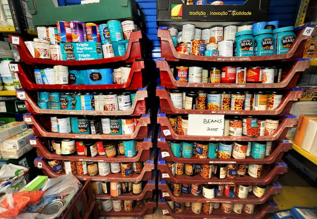 7,508 parcels given to Blackburn's hungry residents in foodbank 'outrage'