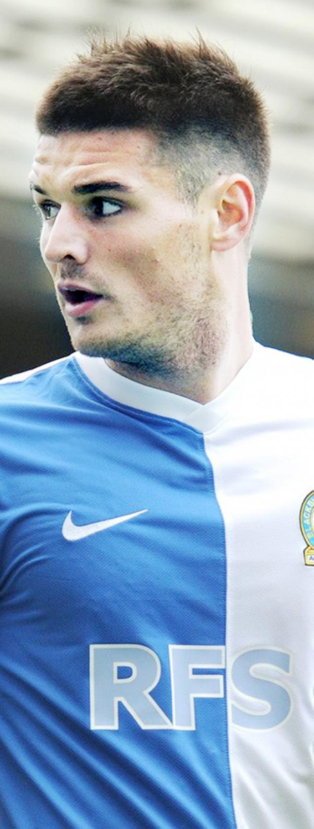 Lancashire Telegraph: Ben Marshall netted for Rovers