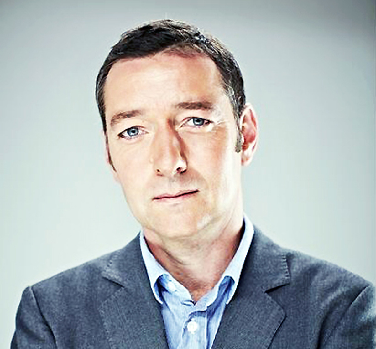 Ned Boulting will be in Clitheroe