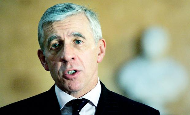 Lancashire Telegraph: MP Jack Straw