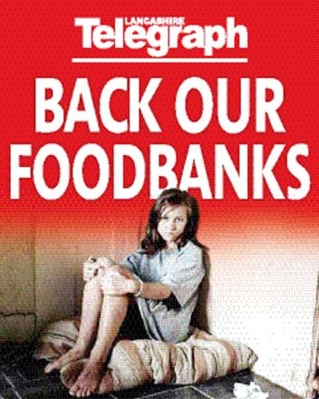 East Lancs foodbank in bid to extend