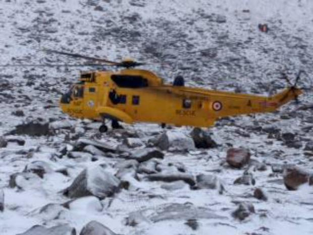 Walker attended by mountain rescue after fall at Entwistle Reservoir