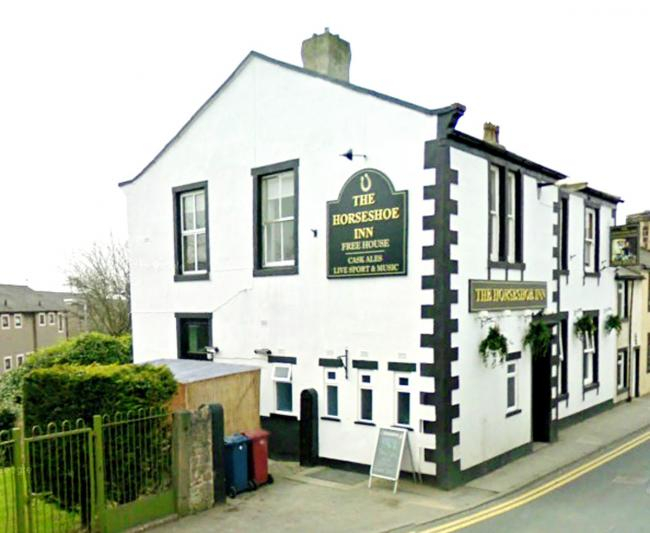 Review: The Horseshoe Inn