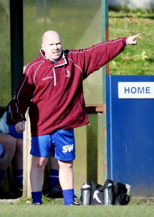 Steve Wilkes' Padiham want a first win since Boxing Day