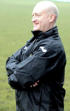 Brent Peters' Bacup and Rossendale Borough are hoping for back-to-back wins
