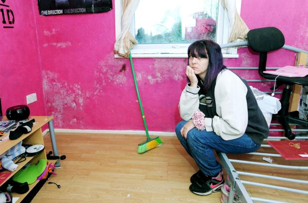 Blackburn homes plagued with mould