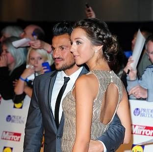 Peter Andre and Emily MacDonagh have become parents to a baby girl