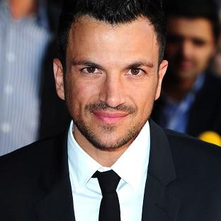 Peter Andre penned a track for a new animated film
