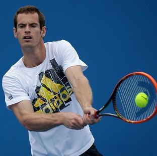 Andy Murray is prepared for the heat of Melbourne (AP)