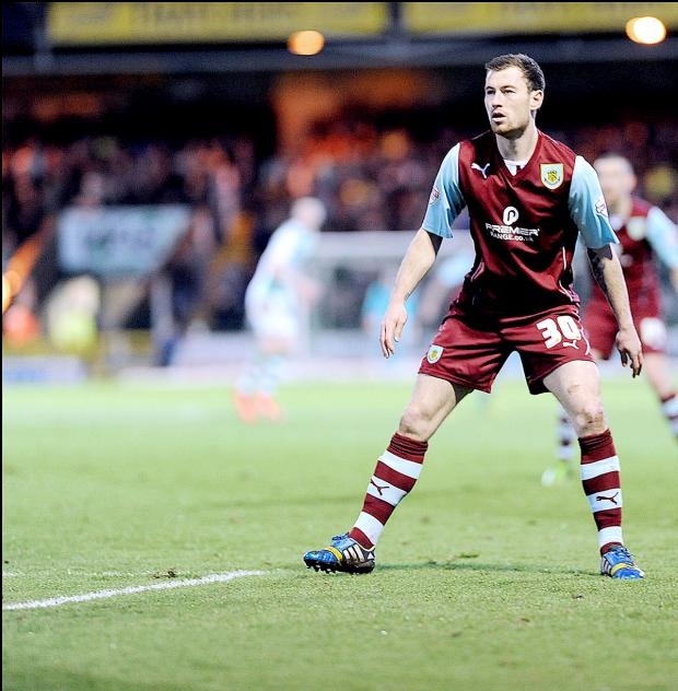Lancashire Telegraph: Ashley Barnes