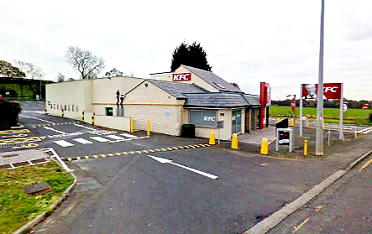 The Mellor Brook KFC