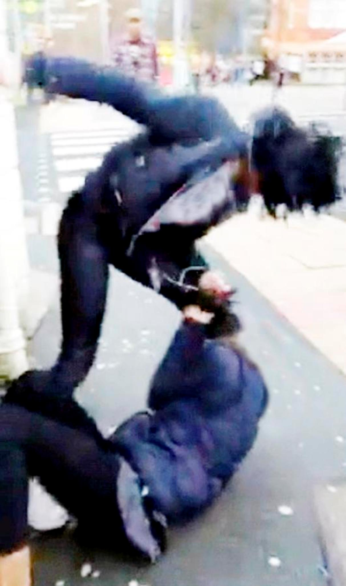 Three teenagers released on bail after filmed attack on girl in Blackburn