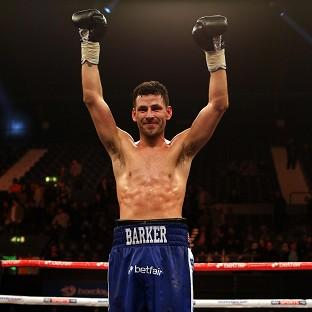 Darren Barker has been forced to retire from boxing