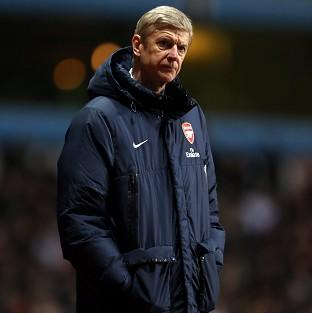 Arsene Wenger's contract finishes at the end of the season