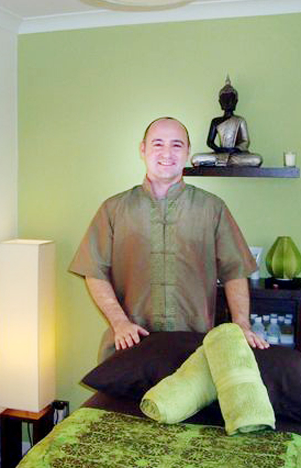 Gay massage preston