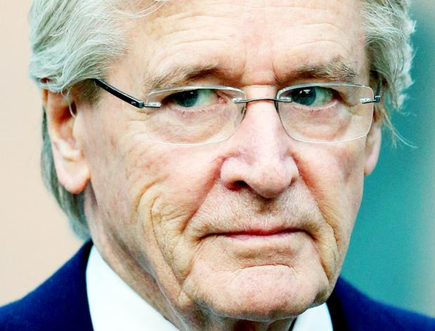 ACCUSED: William Roache