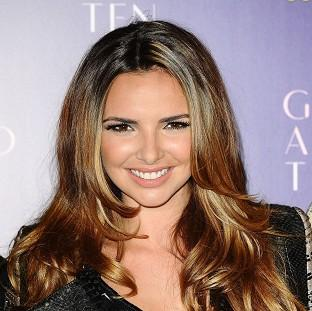 Nadine Coyle is due to become a mum next month