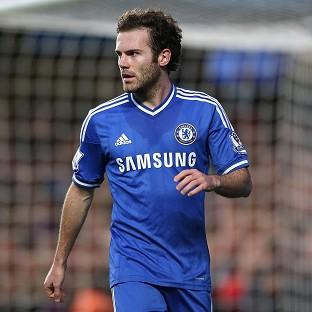 Juan Mata could be set to join Manchester United