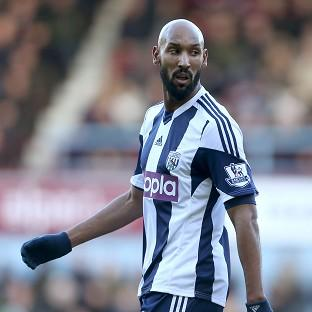 Nicolas Anelka would like a personal hearing